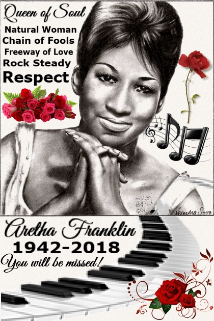 The Queen of Soul Tribute!