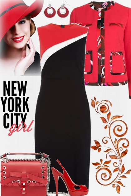 New York City Girl!