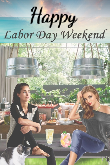 Labor Day--The Official End Of Summer!