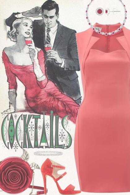 Dressed For Cocktails!