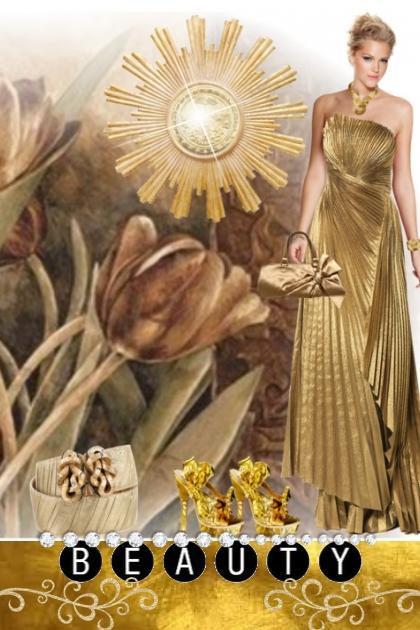 Golden Beauty!