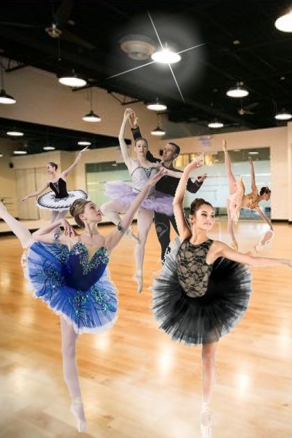 Ballet Practice!