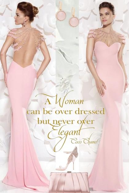 Tarik Ediz Evening Gown!