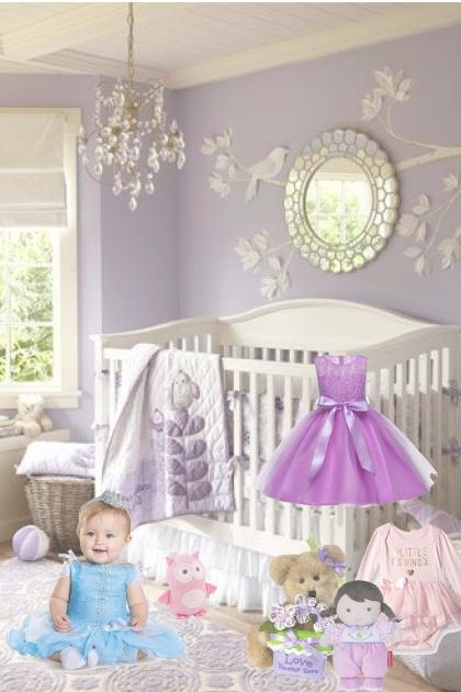 Baby Girl Clothing & Stuffed Toys!
