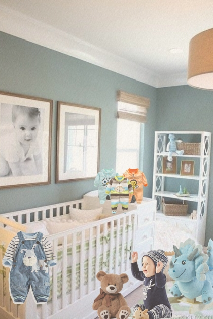 Baby Boy Clothing & Stuffed Toys!