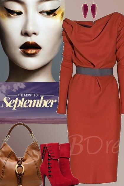 September Dress & Accesories!