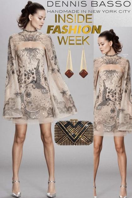 Inside Fashion Week!