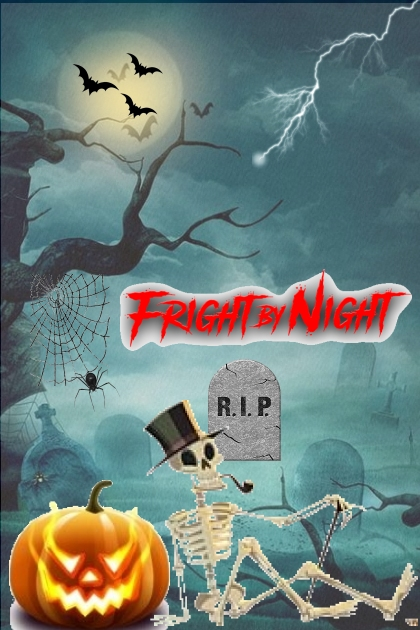 Fright By Night!