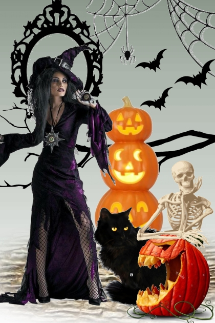 Have A Bewitching Halloween!
