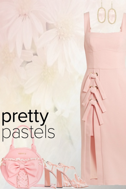 Pretty Pink Pastels For Spring!