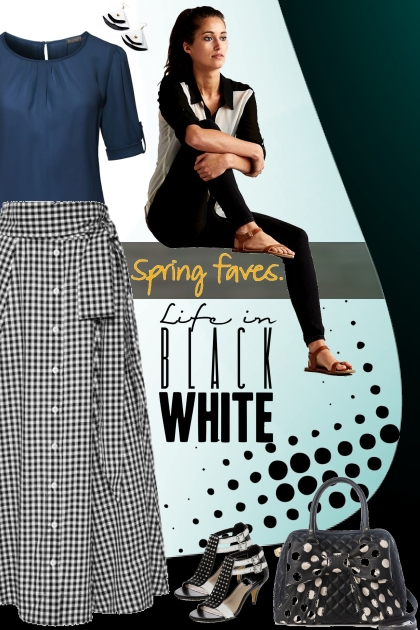 Spring Faves!- Fashion set