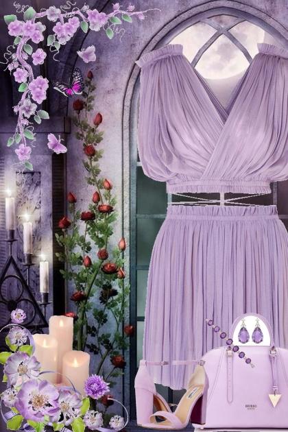Purple Elegance!