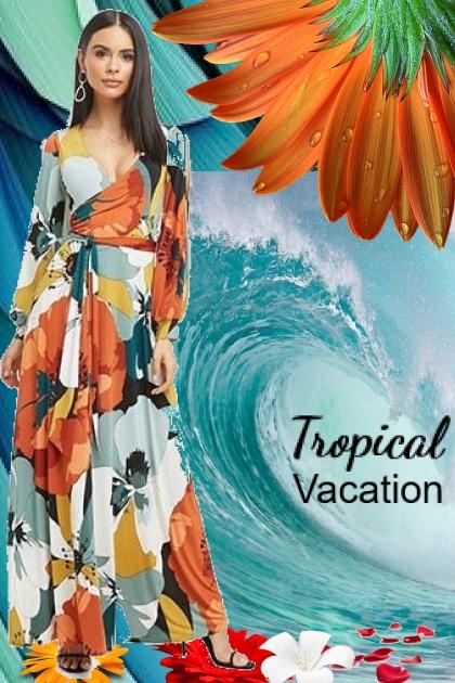 Hawaiian Tropical Vacation!