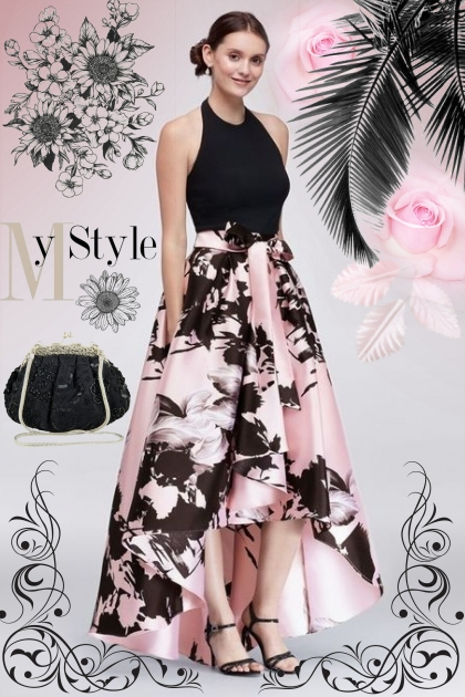 Elegant Evening Wear!