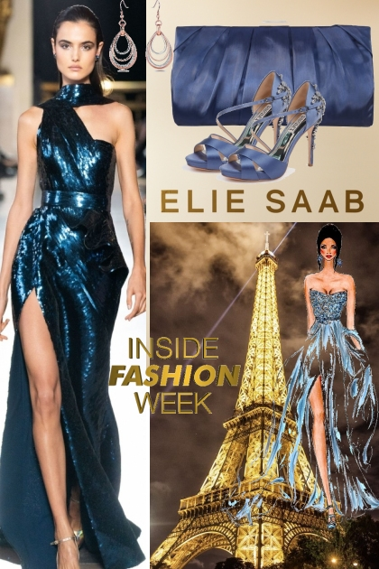 Elie Saab 2019 Spring Haute Couture Collection!
