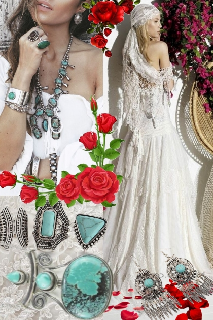 Hippy/Boho Wedding!
