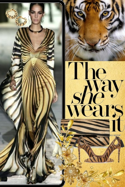 Let Your Inner Tigress Out!