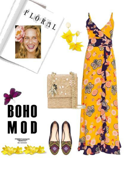 floral bright spirit