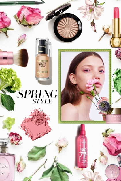 Spring Style Beauty