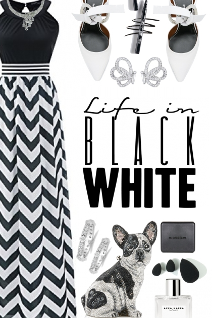 Life in Black and White