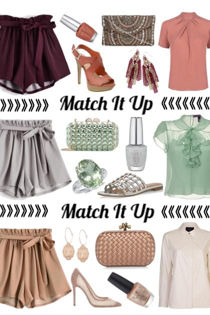 Match It Up