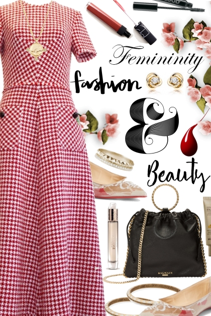Femininity, Fashion & Beauty