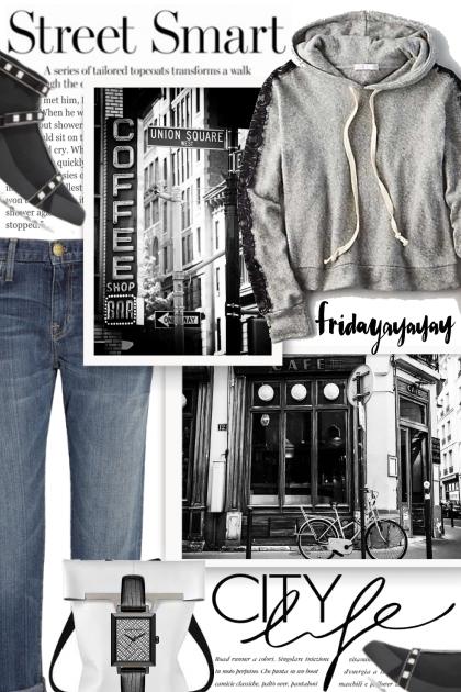 Friday City Life- Fashion set