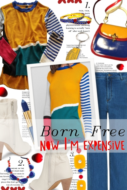 Born Free...Now I'm Expensive