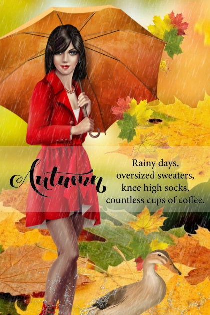 Autumn Rainy Days