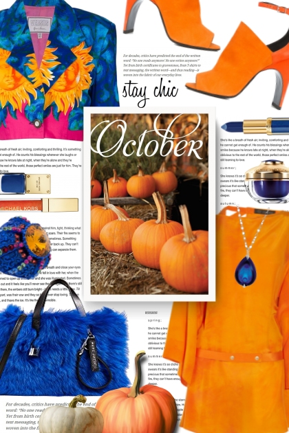 Stay Chic October