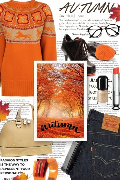 Definition of Autumn