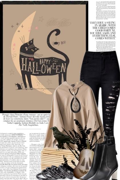 Boo...Happy Halloween