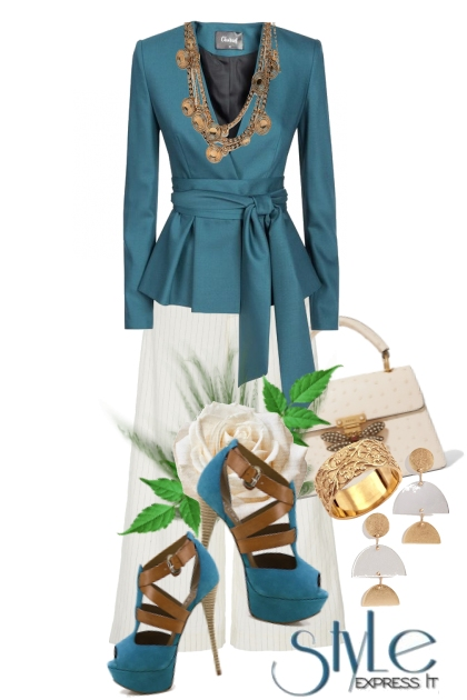 Style....Express It- Fashion set