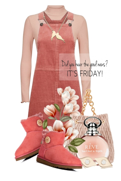 Did you hear the good news? It's Friday!
