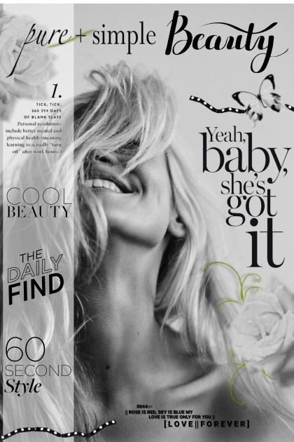 pure   simple beatuy magazine