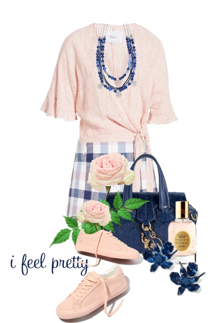 i feel pretty- Fashion set