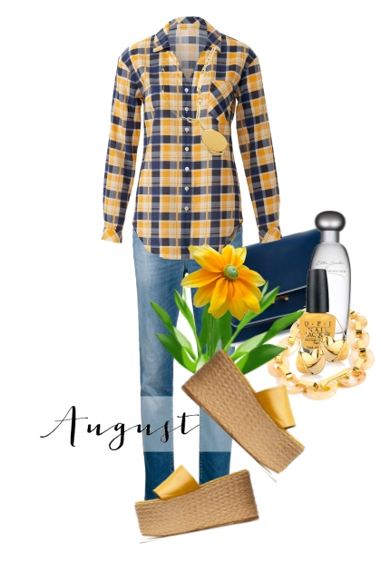 August....