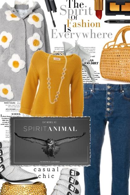 Spirit in Fashion