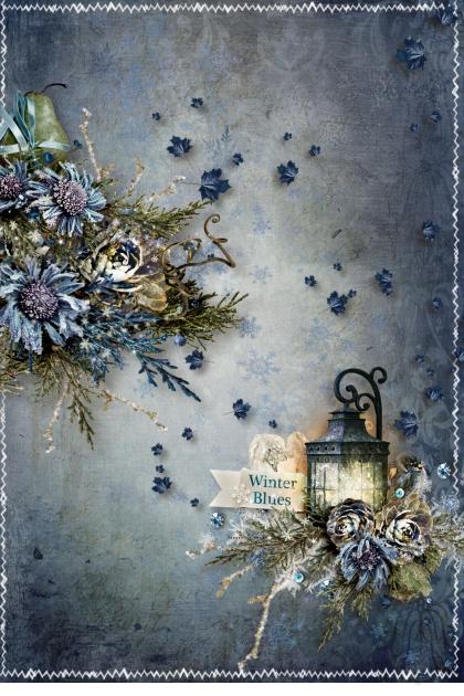 Dreamy Winter Blues