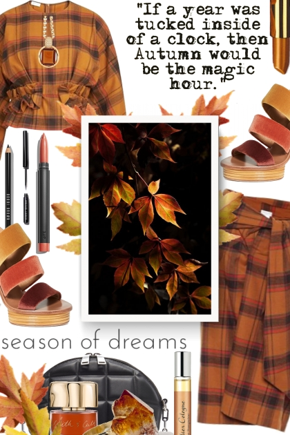 Autumn, season of dreams.