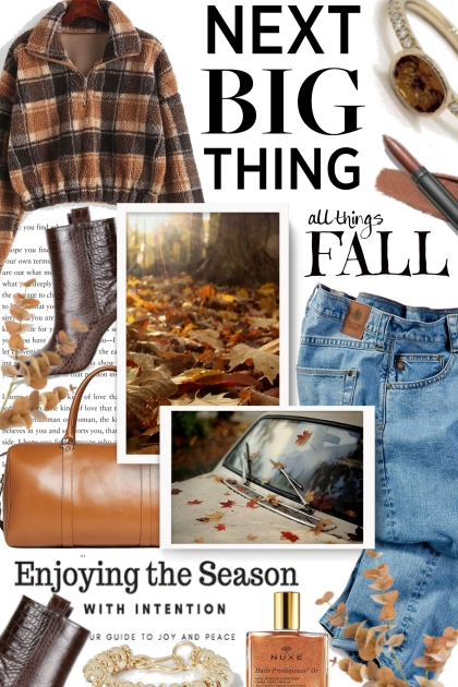Next Big Thing....all things Fall- Modna kombinacija