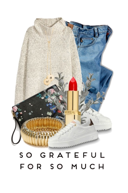 so grateful for so much- Fashion set