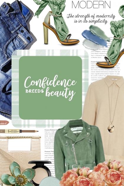 Confidence Breeds Beauty