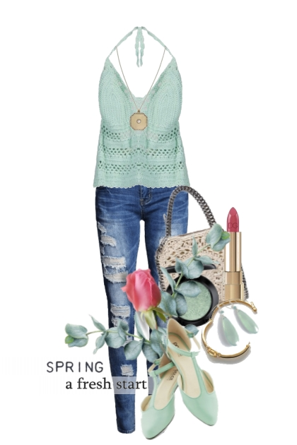Spring , a fresh start.