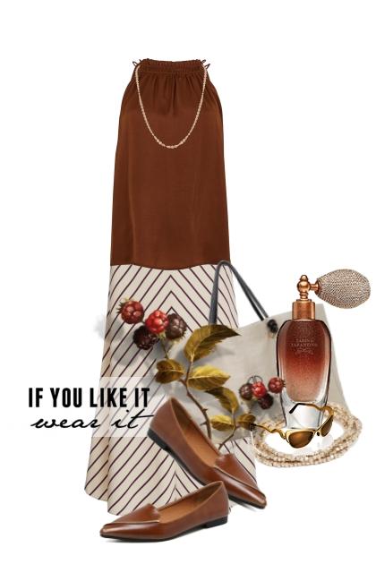 if you like it....wear it