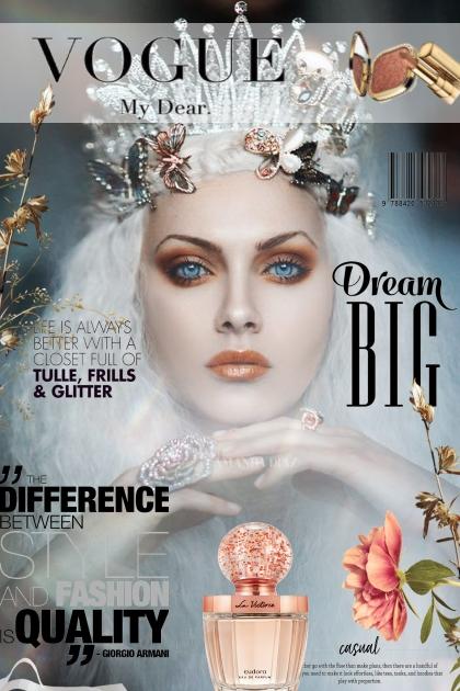 Vogue My Dear Magazine