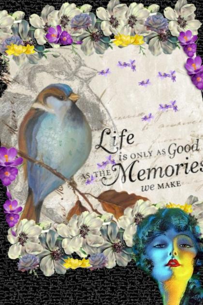 LIFE & MEMORIES.......♥