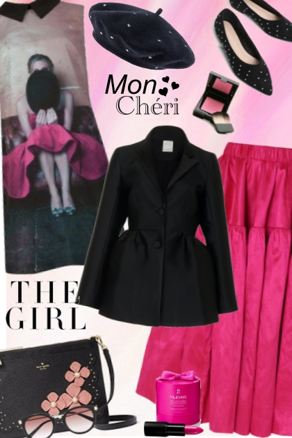 THE GIRL ..........................  ♥♥- Fashion set