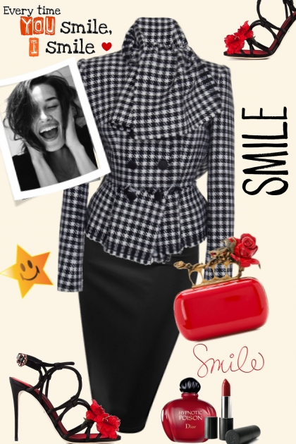 EVERYTIME YOU SMILE .......♥