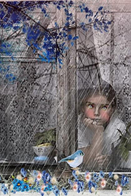 THE RAIN ..........................  ♥